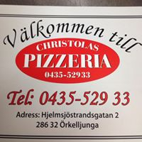christolas pizzeria örkelljunga