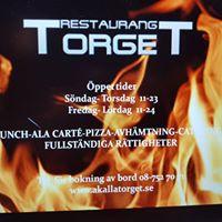 RESTAURANG & PIZZERIA TORGET, Stockholm - Omdmen