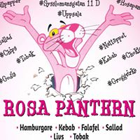 rosa pantern uppsala öppettider
